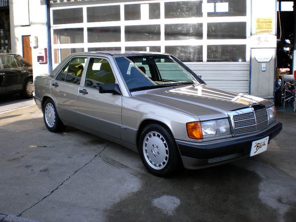 Mercedes Benz190E2.6 SPORTLINE