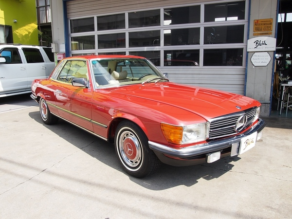 Mercedes Benz450SLC D車