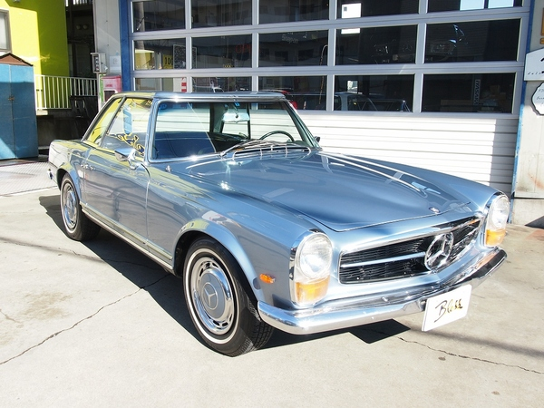 Mercedes Benz280SL(W113)