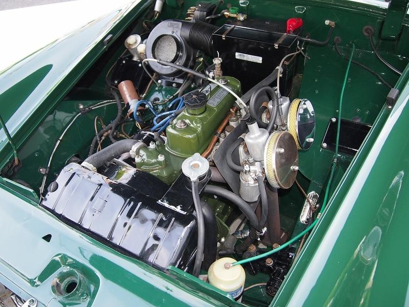 MG MIDGET MkⅢ 1275のサムネイル