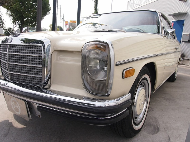 Mercedes Benz280CEのサムネイル