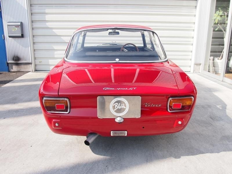ALFA ROMEO Giulia1600GT Veloceのサムネイル