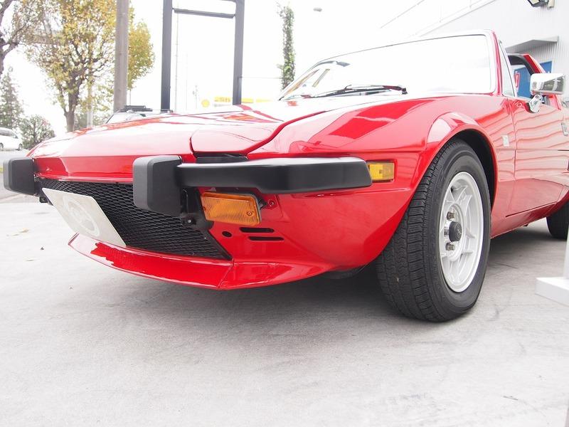 FIAT X1/9のサムネイル
