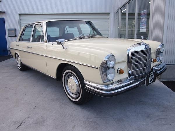 Mercedes Benz300SEL 2.8
