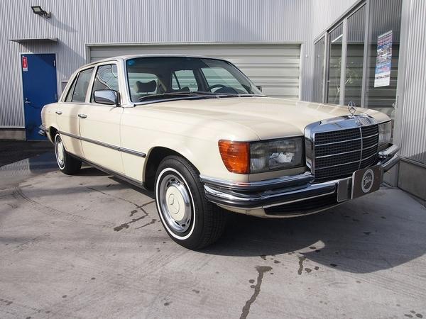 Mercedes Benz 450SE