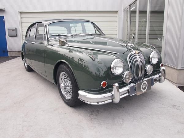 Jaguar MkⅡ 3.8