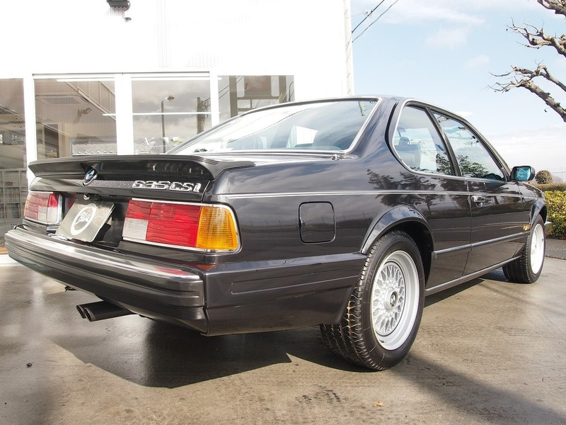 BMW635CSiのサムネイル
