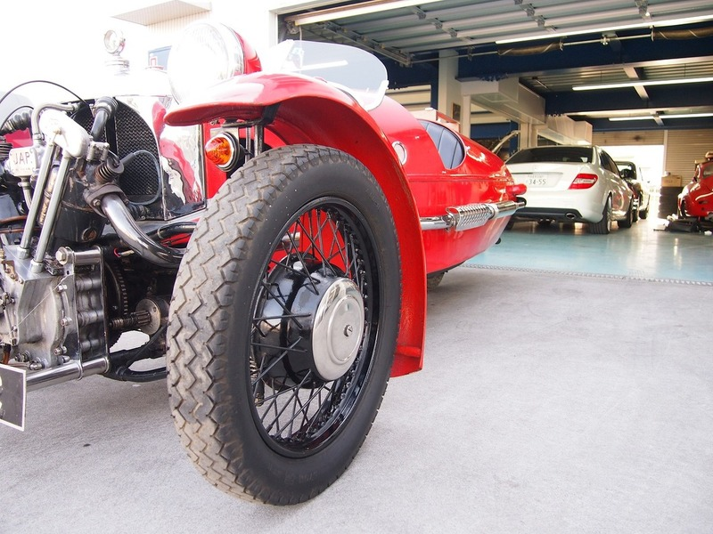 MORGAN ThreeWheeler SuperSports  JAPE/Gのサムネイル