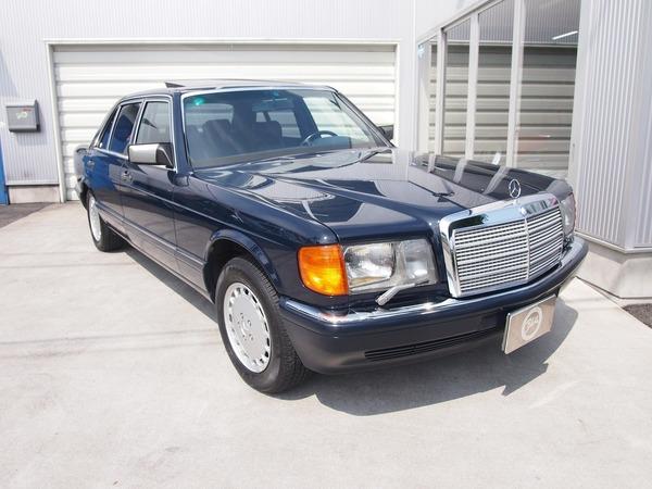 Mercedes Benz560SEL