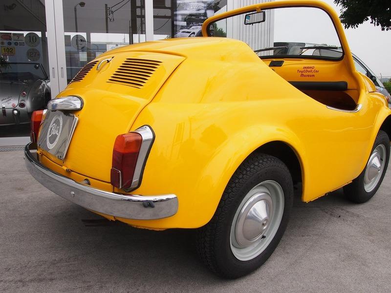 FIAT 500D CORTAのサムネイル