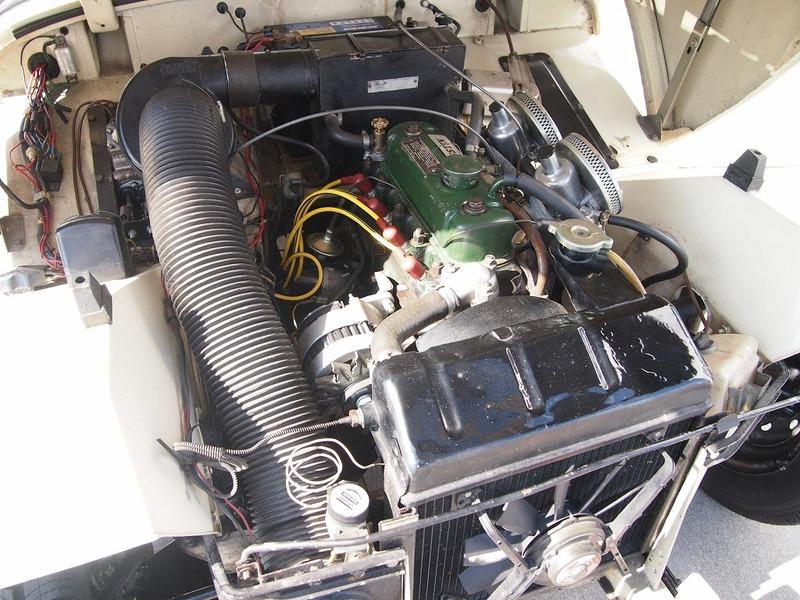 AustinHealeySprite Mk1のサムネイル