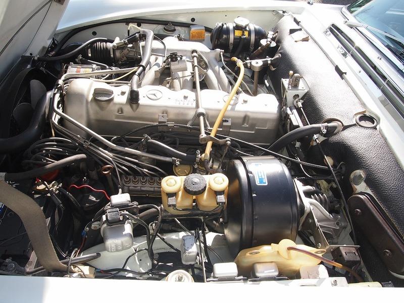 M.BENZ 280SL (W113)のサムネイル
