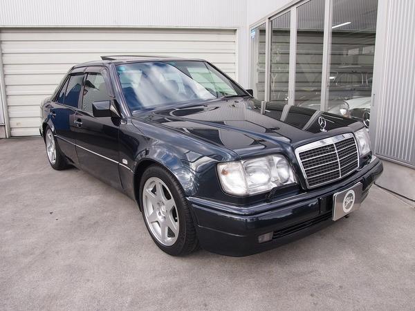 M.BENZ E500 LTD