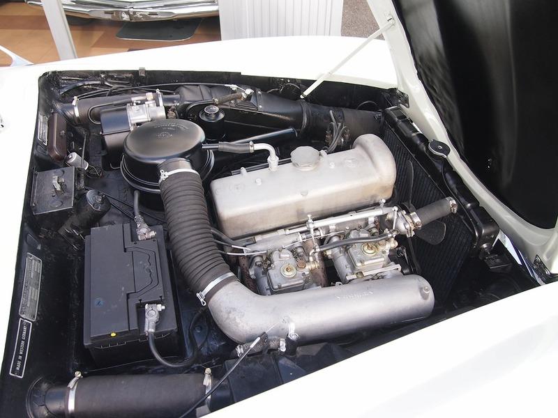 M.BENZ 190SLのサムネイル