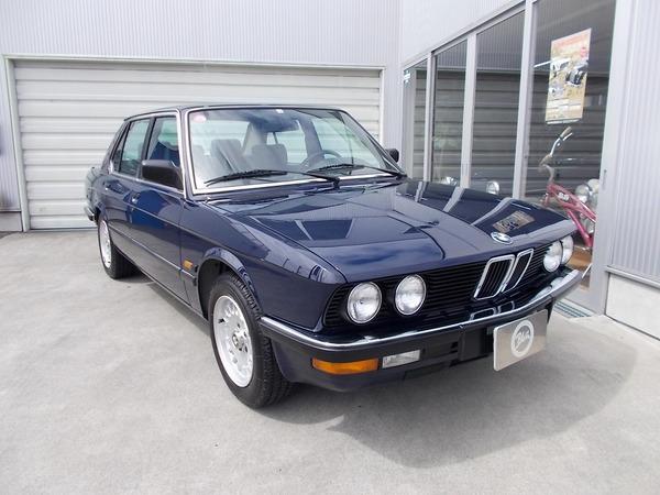 BMW528e (E28)