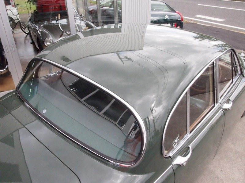 Jaguar MkⅡ 3.8のサムネイル