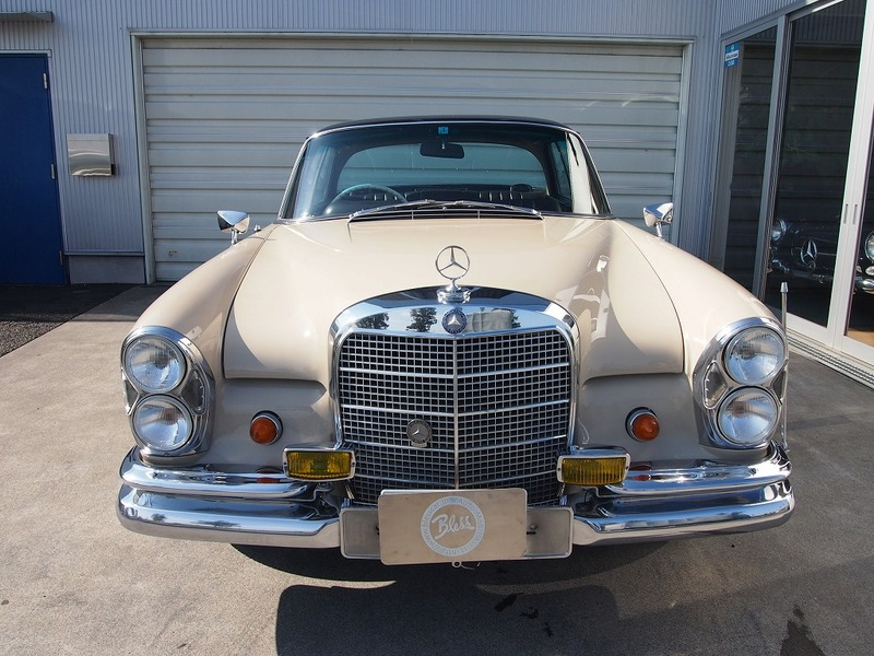 M.Benz280SE Coupeのサムネイル