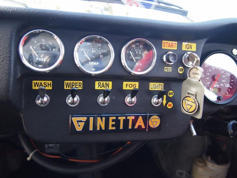 GINETTA G15のサムネイル