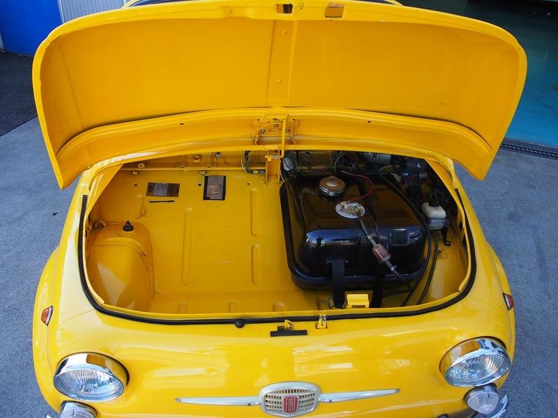 FIAT500D CORTAのサムネイル