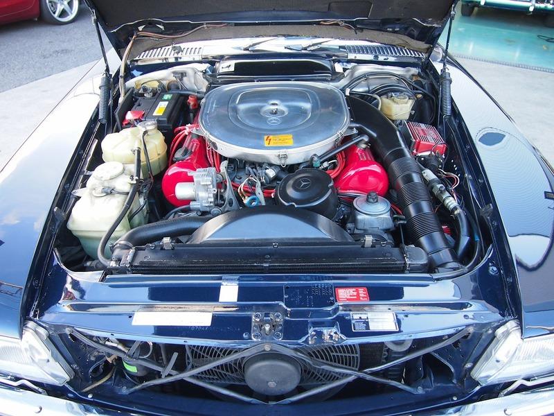 M.Benz 500SLのサムネイル