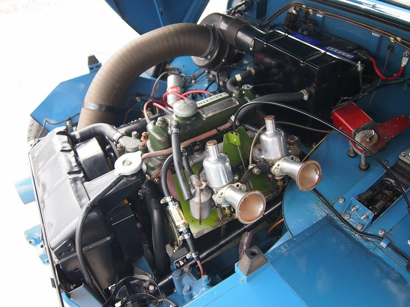 AustinHealey Sprite Mk1のサムネイル