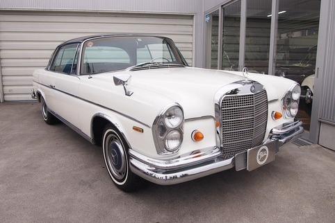M.Benz280SE Coupe