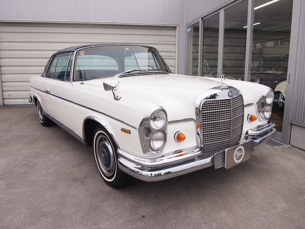 M.Benz280SE Coupe
