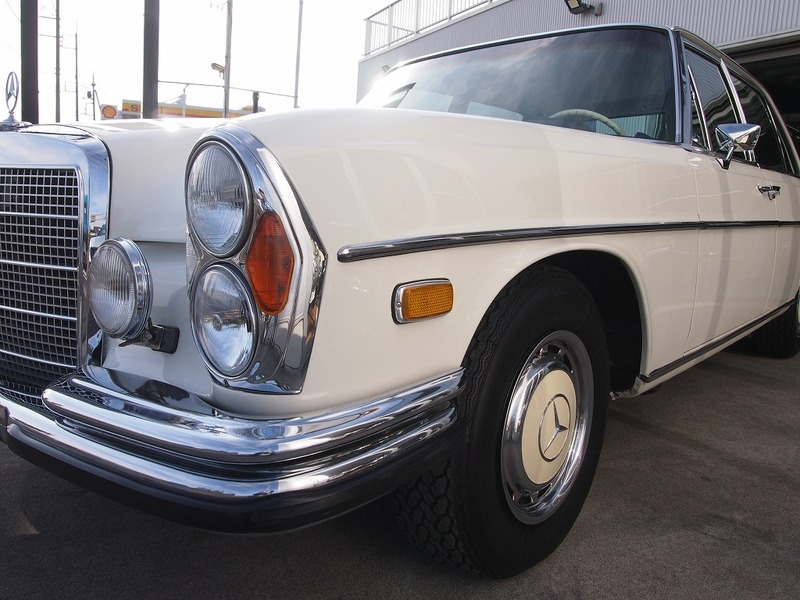 M.BENZ300SEL 6.3 (W109)のサムネイル