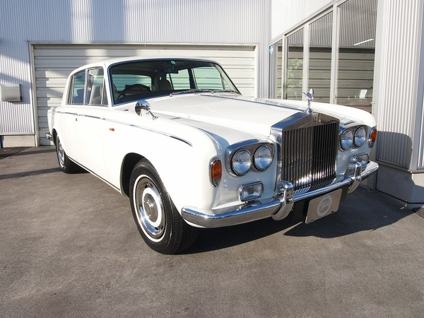 ROLLS-ROYCE Silver ShadowⅠ