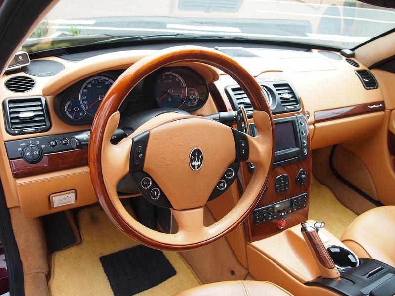 MASERATI Quattroporte ExecutiveGTのサムネイル